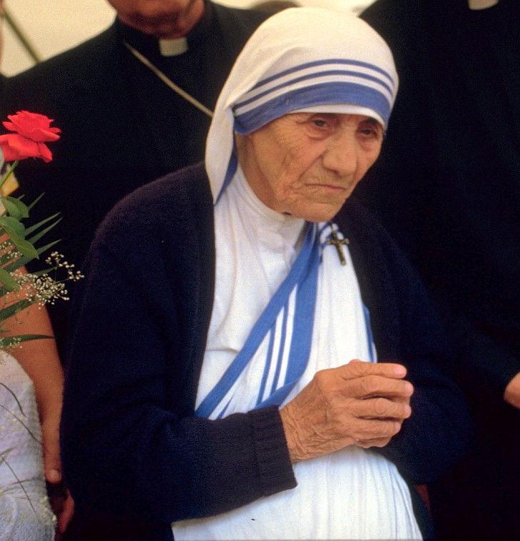 Photo of Mother Teresa: Roman Catholic saint