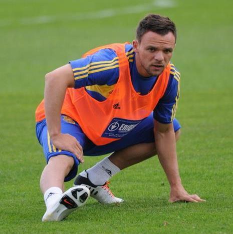Photo of Mykola Morozyuk: Ukrainian footballer