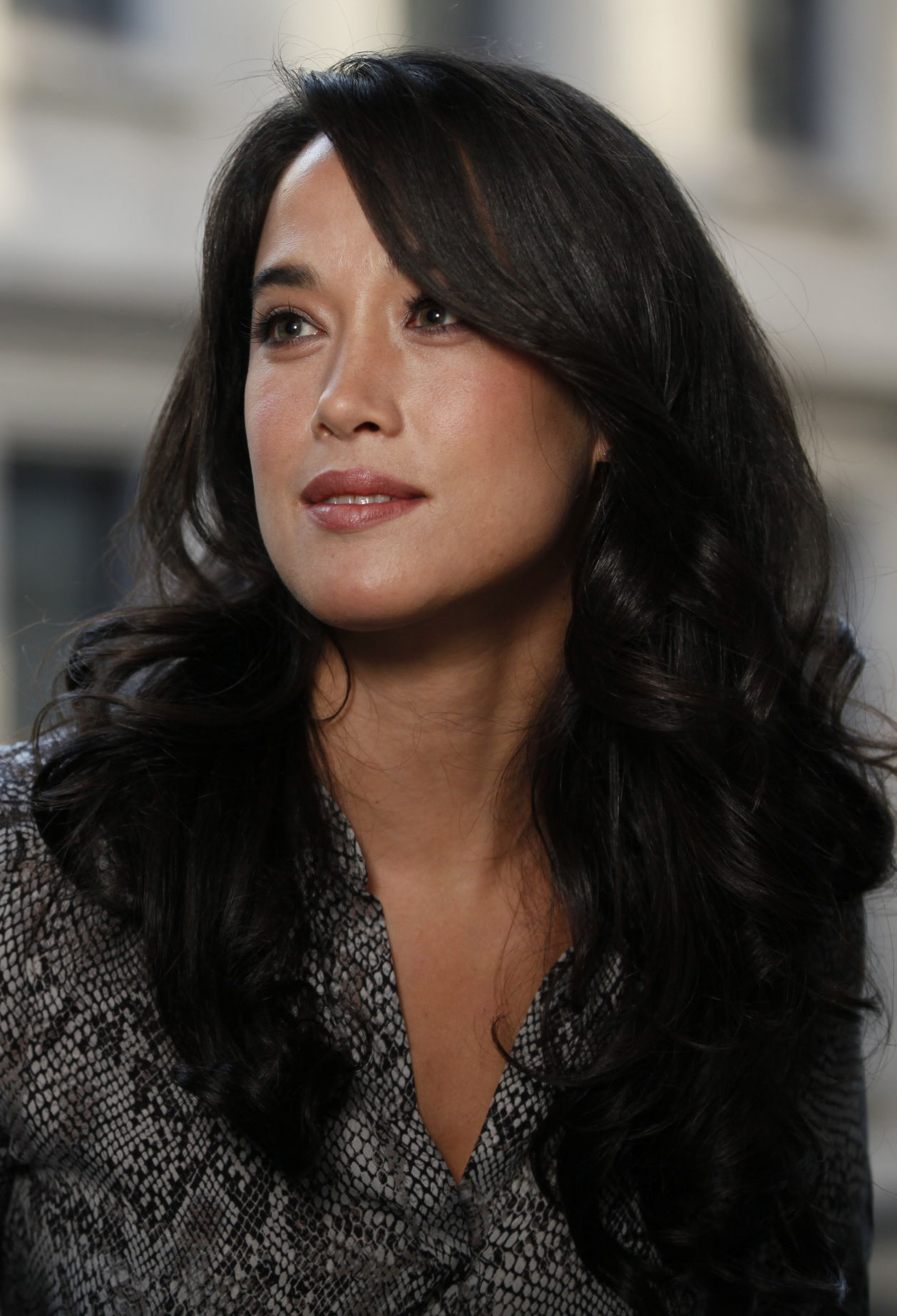 Photo of Mylène Dinh-Robic: Canadian actress