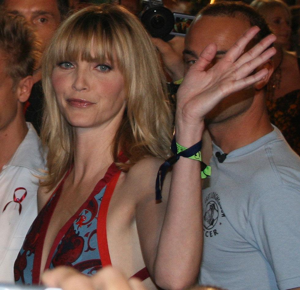 Photo of Nadja Auermann: German model