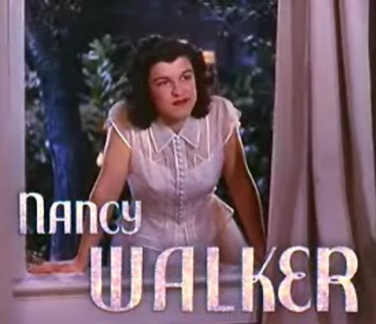 Photo of Nancy Walker: American actress and musical comedy performer