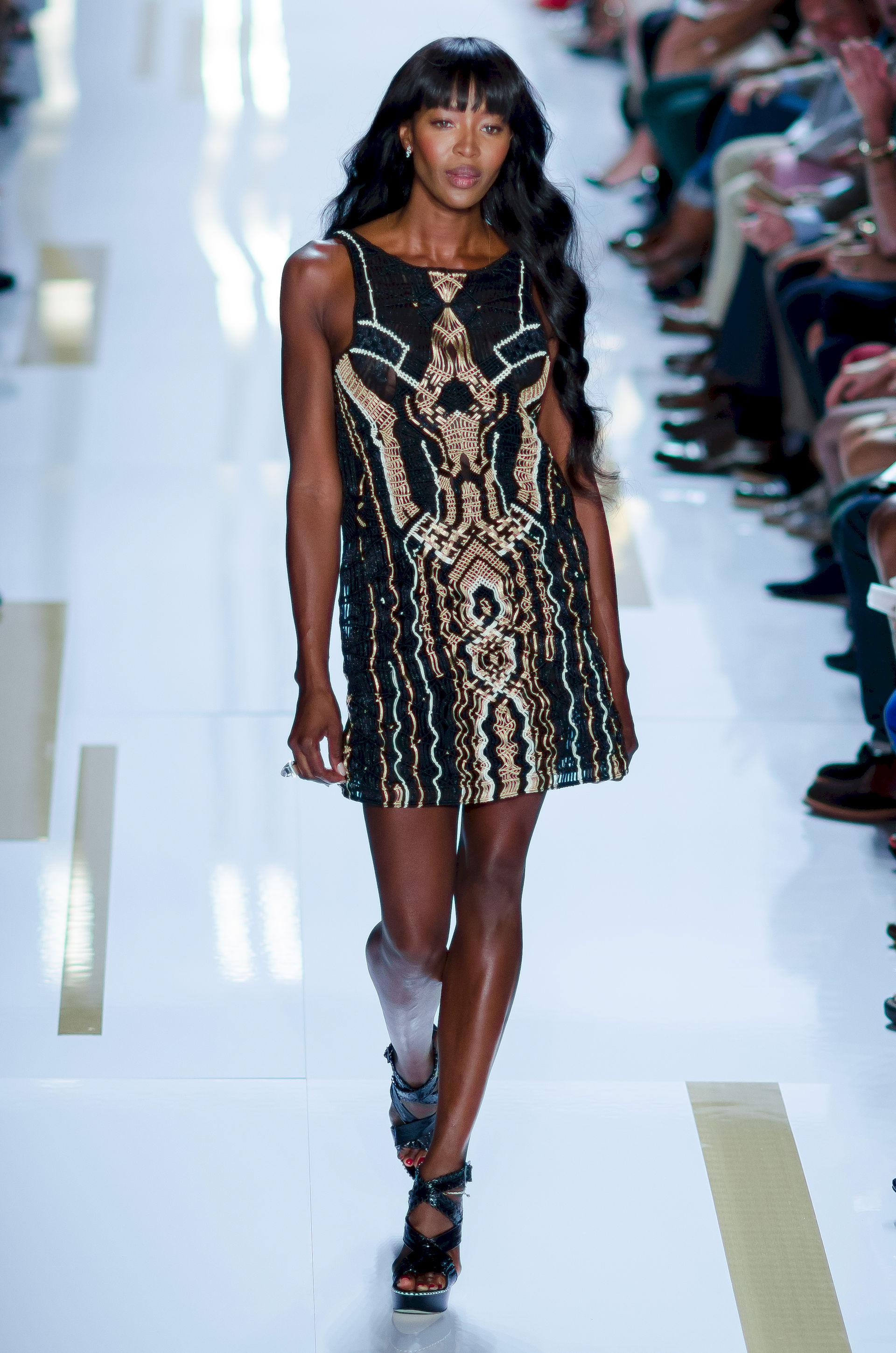 Photo of Naomi Campbell: British model