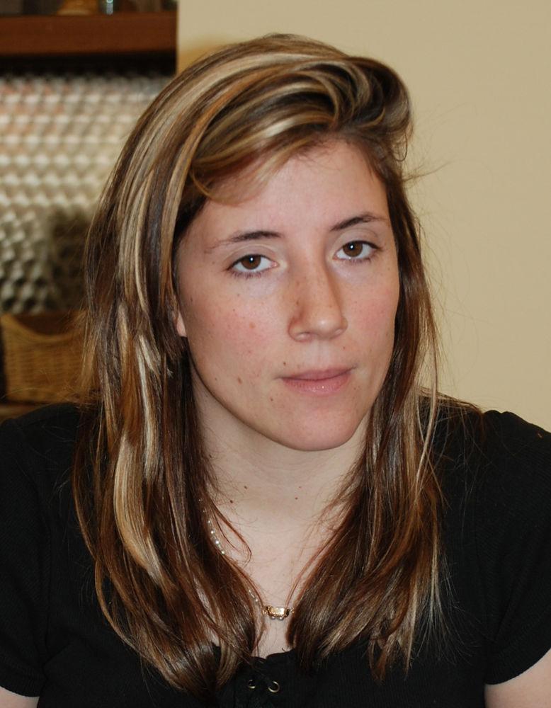 Photo of Natacha Gachnang: Swiss racing driver