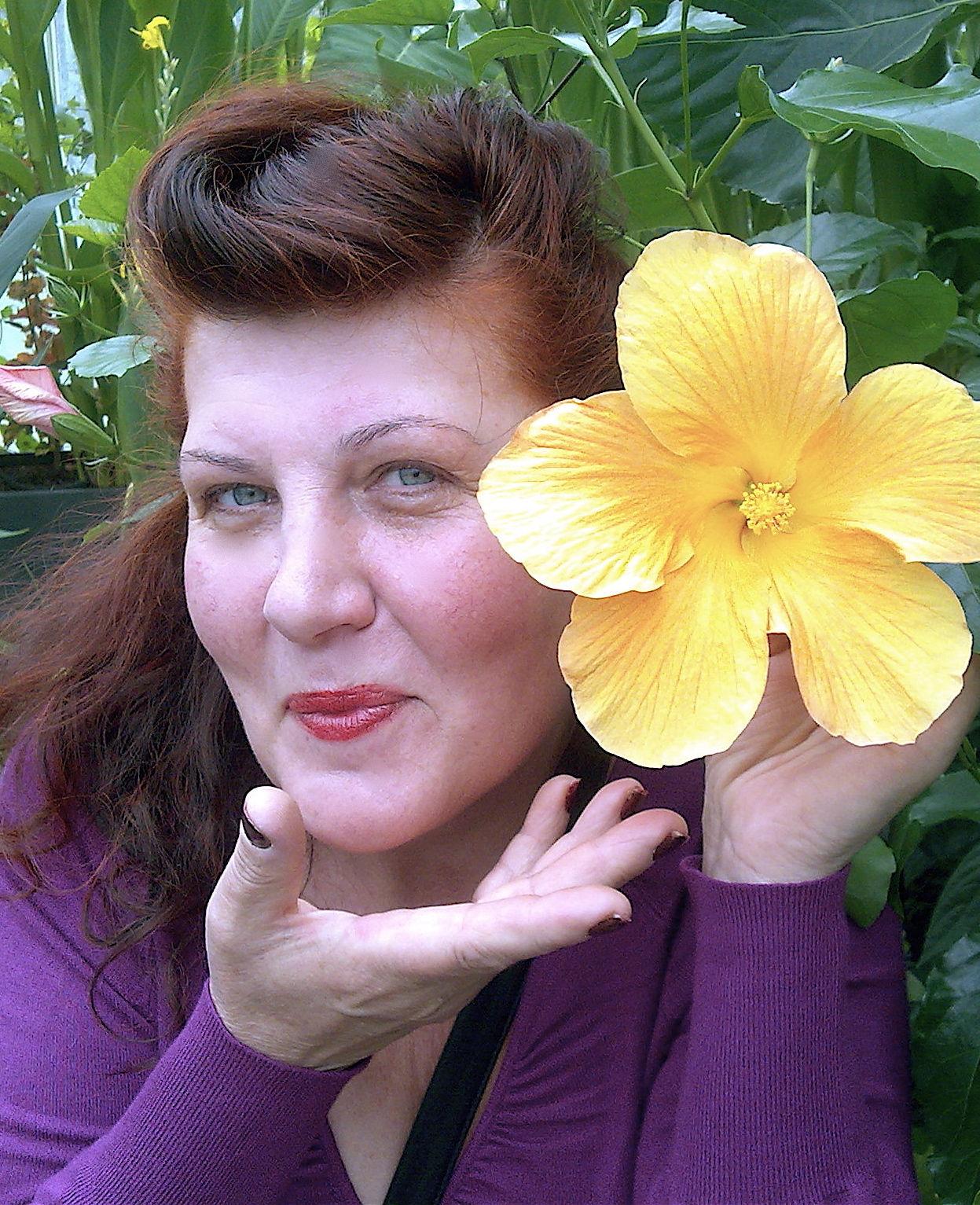 Photo of Natalia Chernogolova: Belarusian artist
