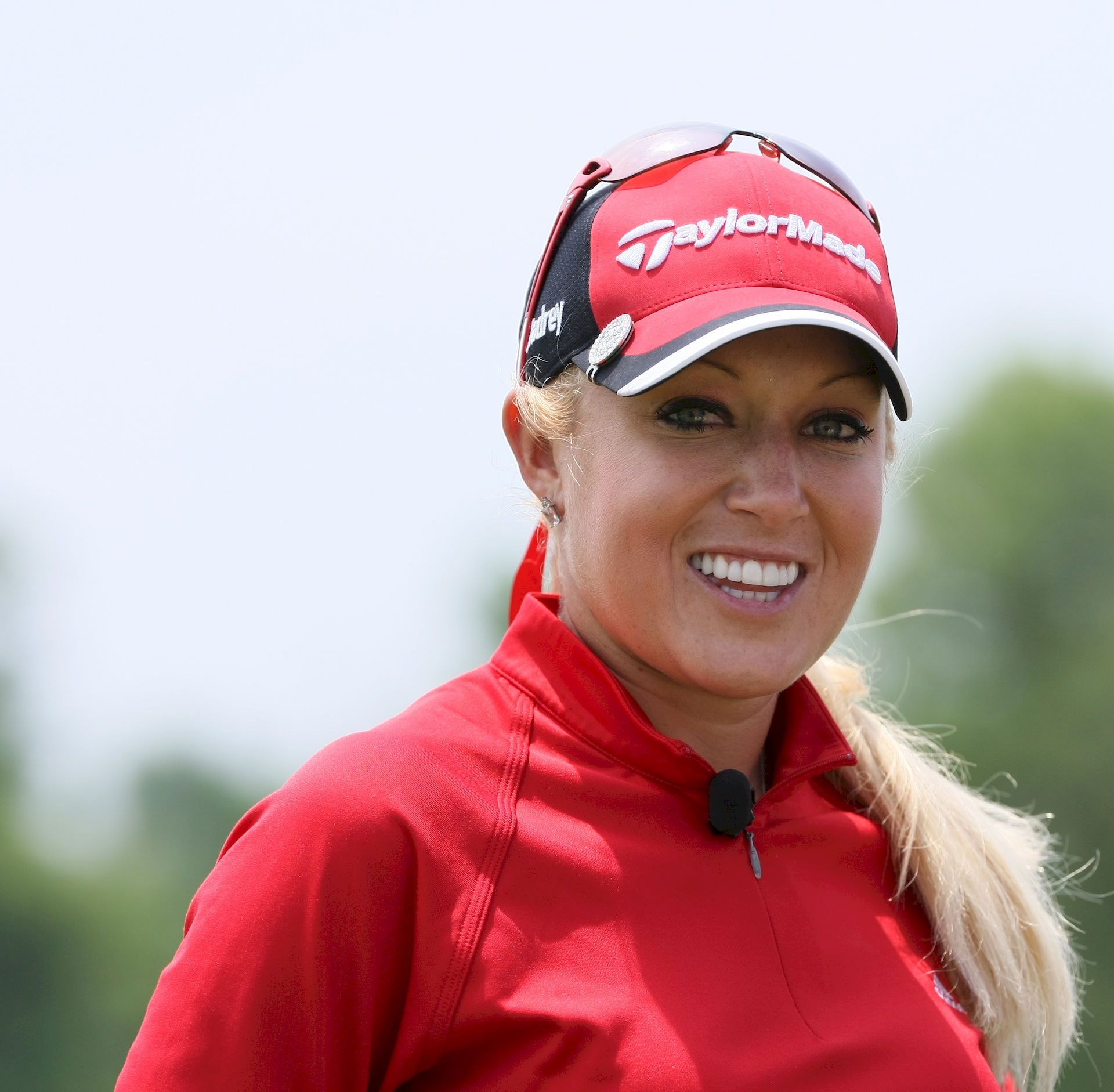 Photo of Natalie Gulbis: Professional golfer