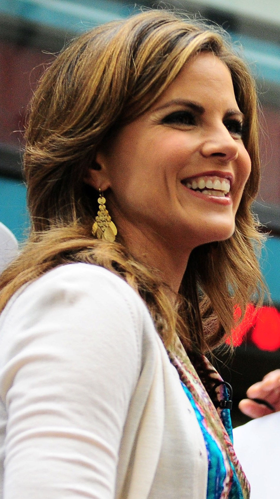 Photo of Natalie Morales: American television host