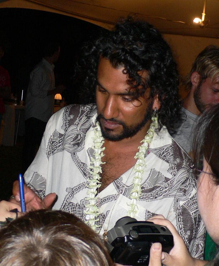 Photo of Naveen Andrews: British actor