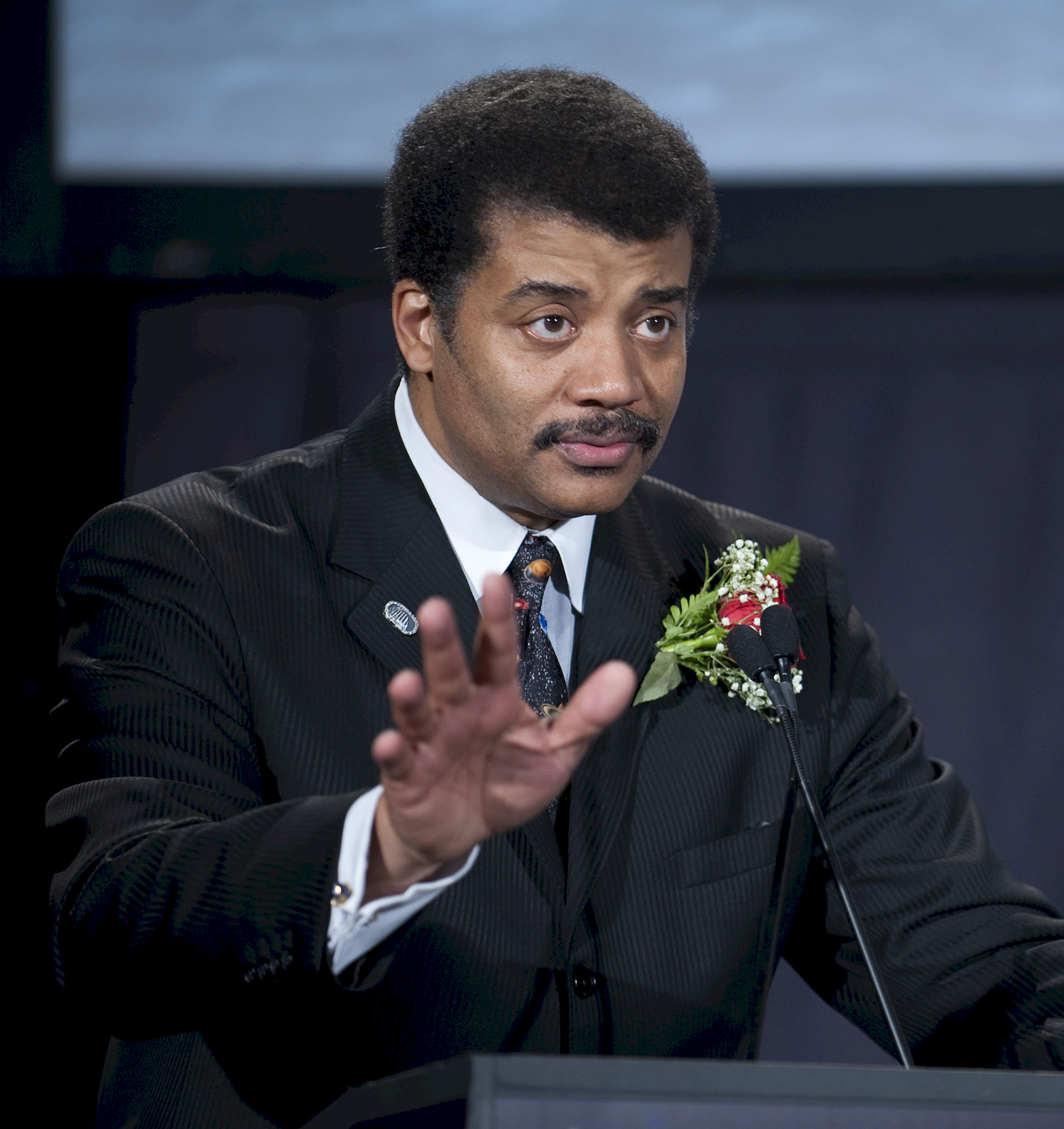 Photo of Neil deGrasse Tyson: American astrophysicist and science communicator