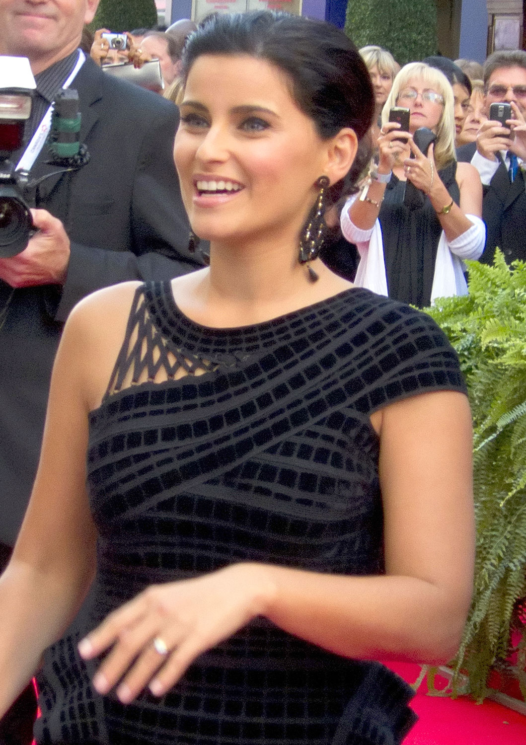 Photo of Nelly Furtado: Singer-songwriter, record producer, musician and actress