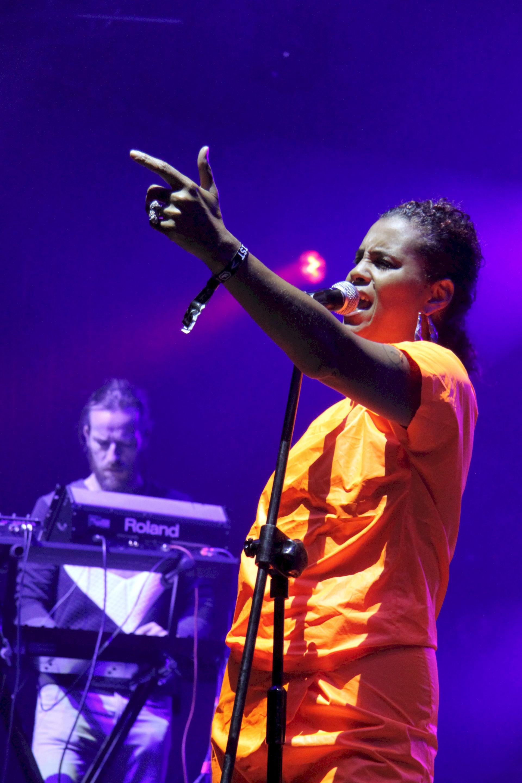 Photo of Neneh Cherry: Swedish singer-songwriter