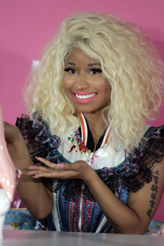 Photo of Nicki Minaj: American musician
