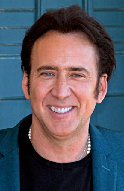 Photo of Nicolas Cage: Actor from the United States
