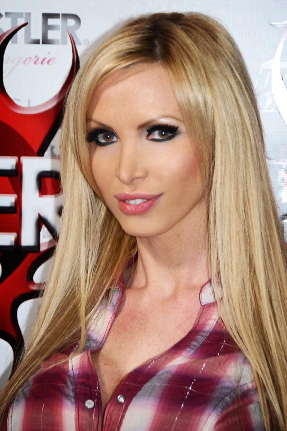 Photo of Nikki Benz: Ukrainian/Canadian pornographic actress