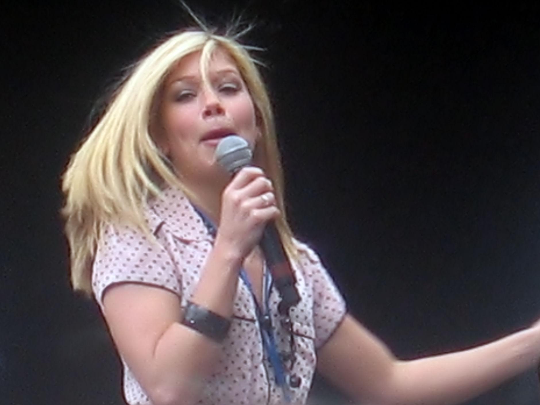 Photo of Nikki Sanderson: English actress