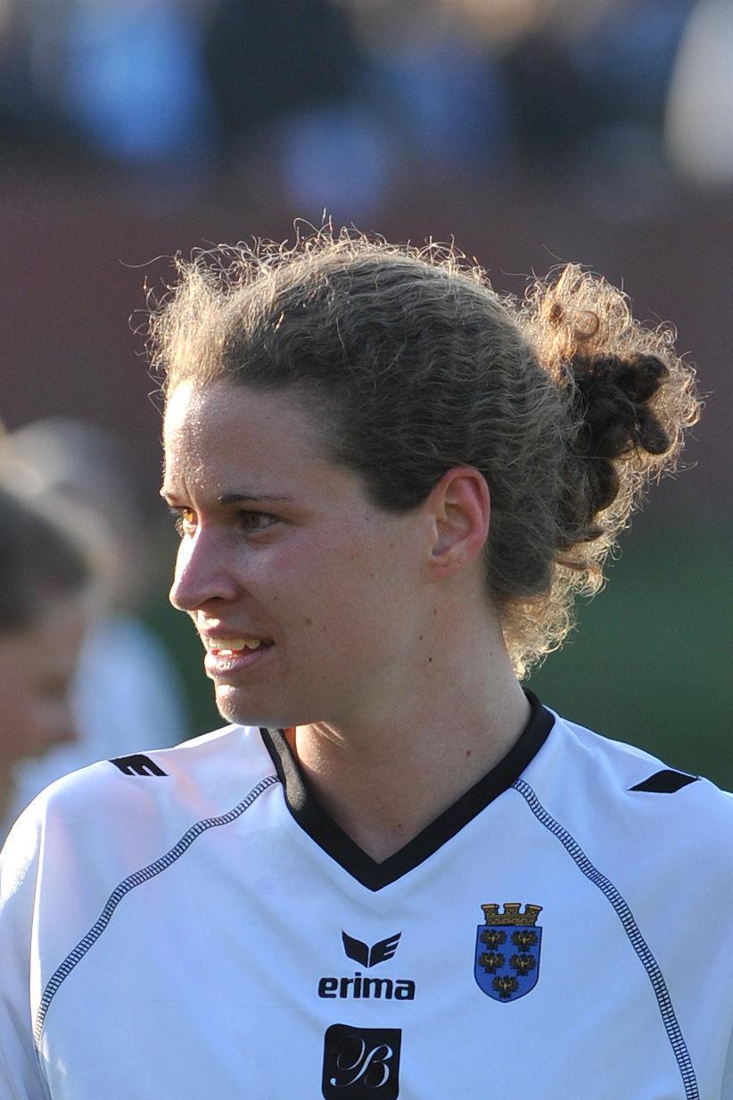 Photo of Nina Burger: Association footballer
