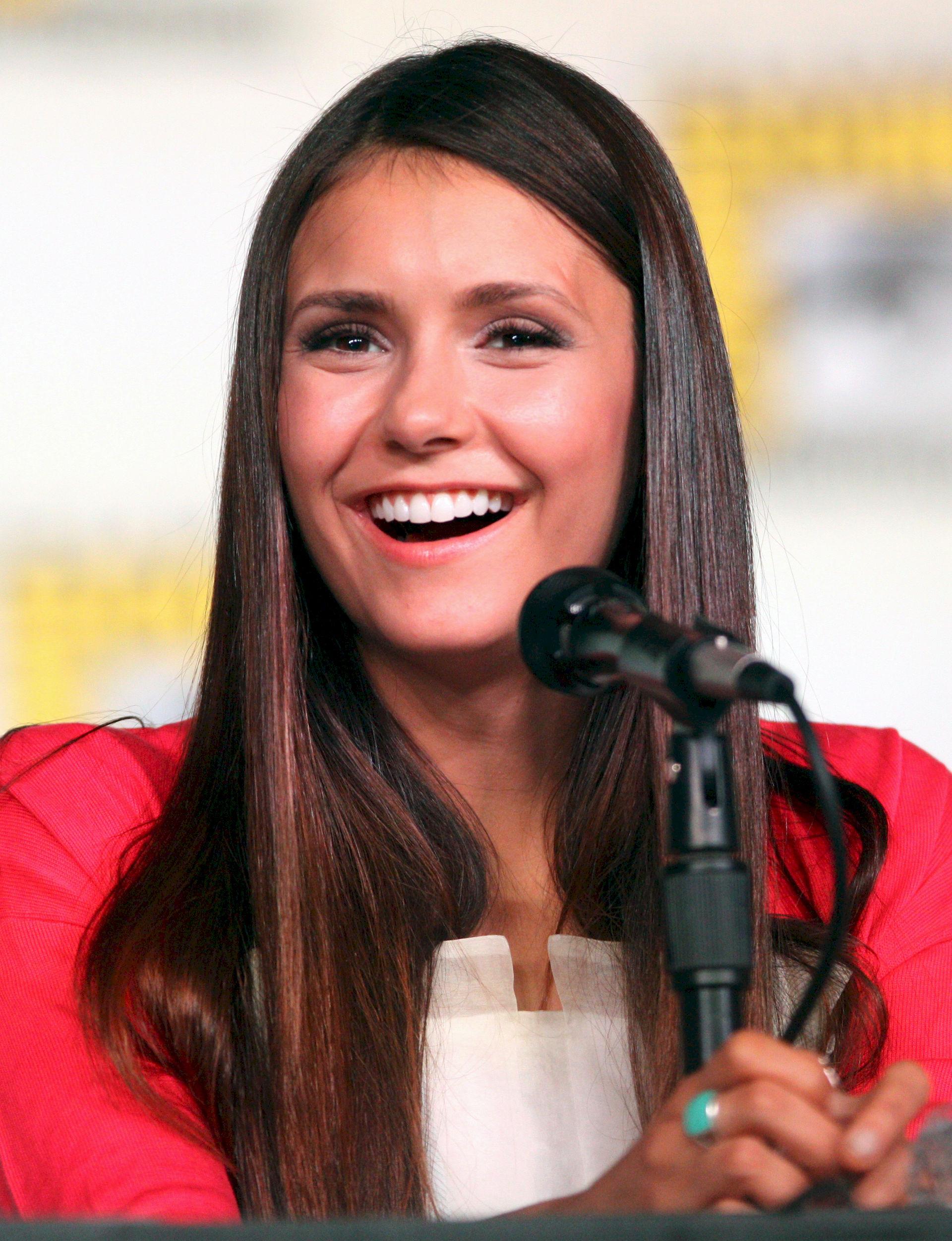 Photo of Nina Dobrev: Bulgarian-Canadian actress and model