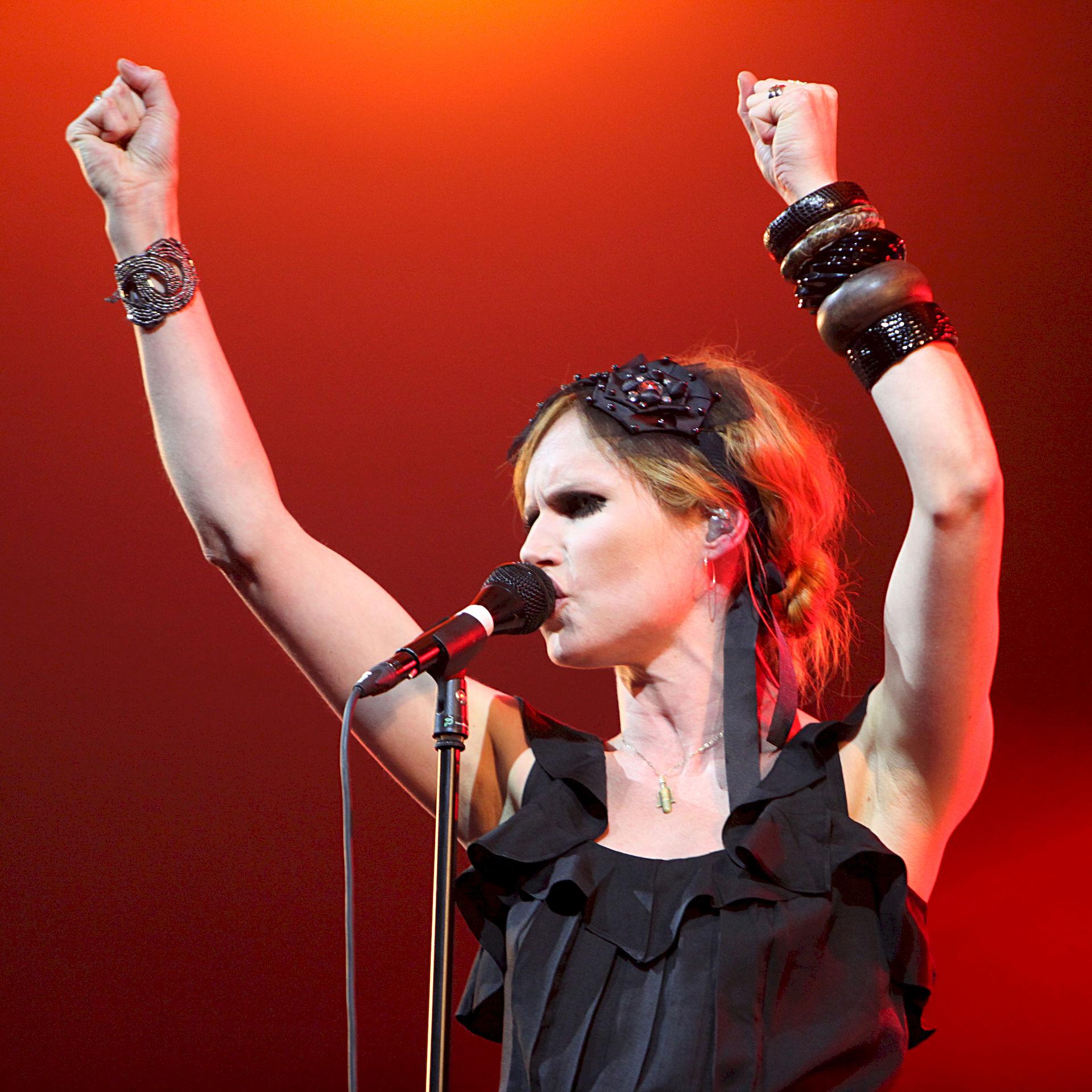 Photo of Nina Persson: Swedish singer