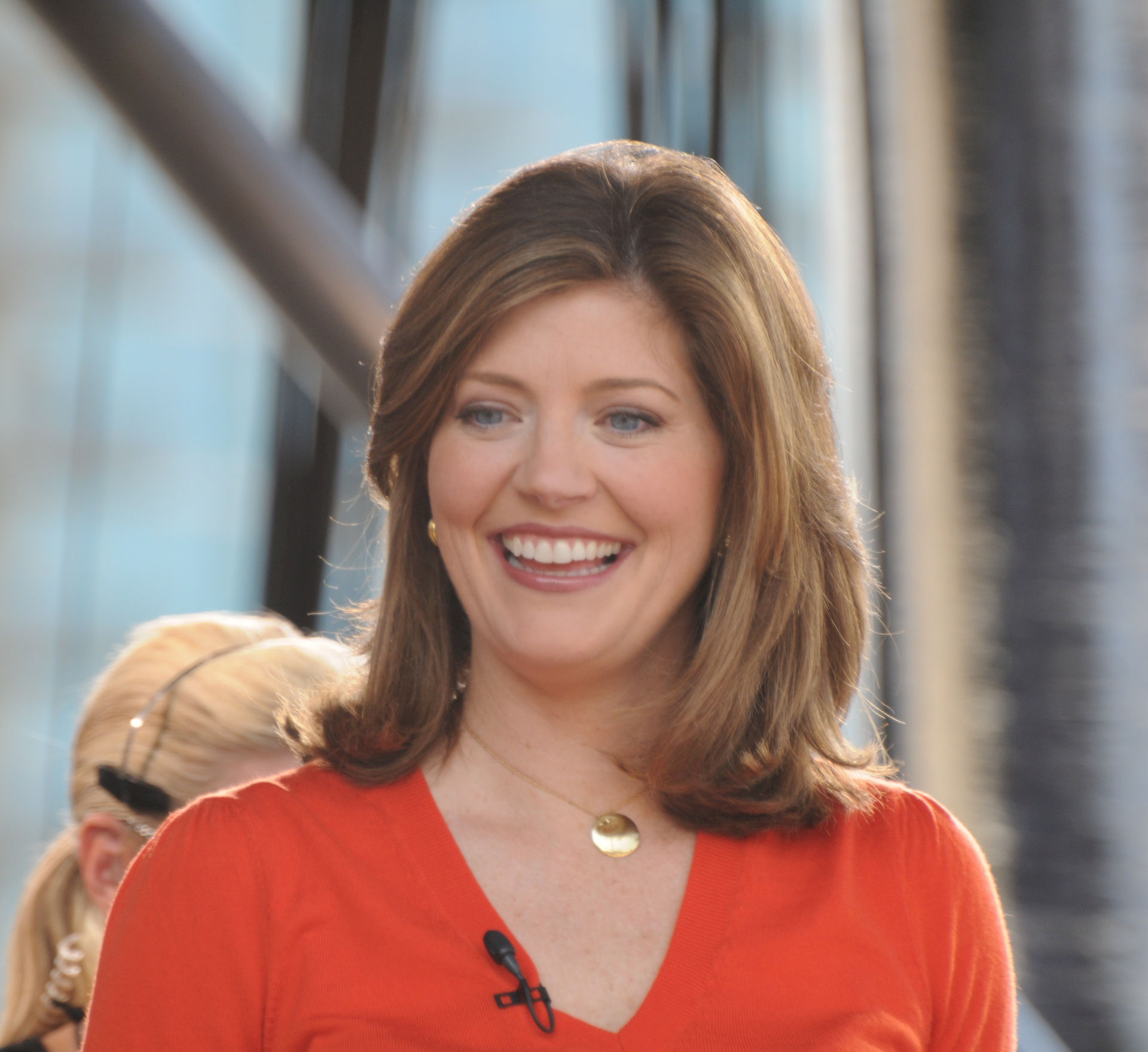 Photo of Norah O'Donnell: TV News Co-Anchor