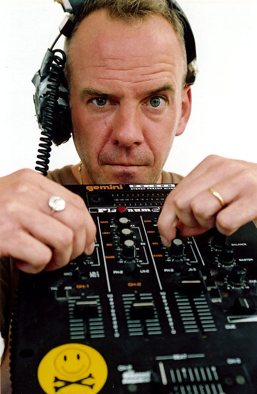 Photo of Norman Cook: British DJ, musician, and record producer