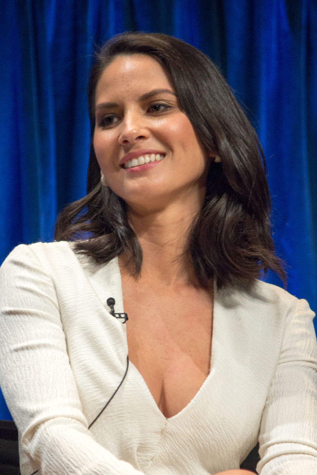 Photo of Olivia Munn: American actress, comedian, model, television personality and author