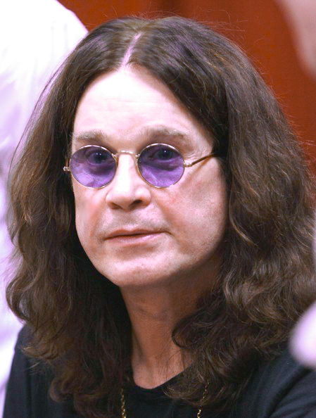 Photo of Ozzy Osbourne: English heavy metal vocalist and songwriter