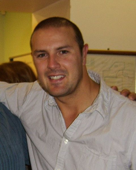Photo of Paddy McGuinness: British comedian and actor