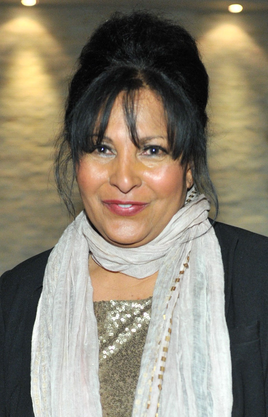Photo of Pam Grier: Actress from the United States