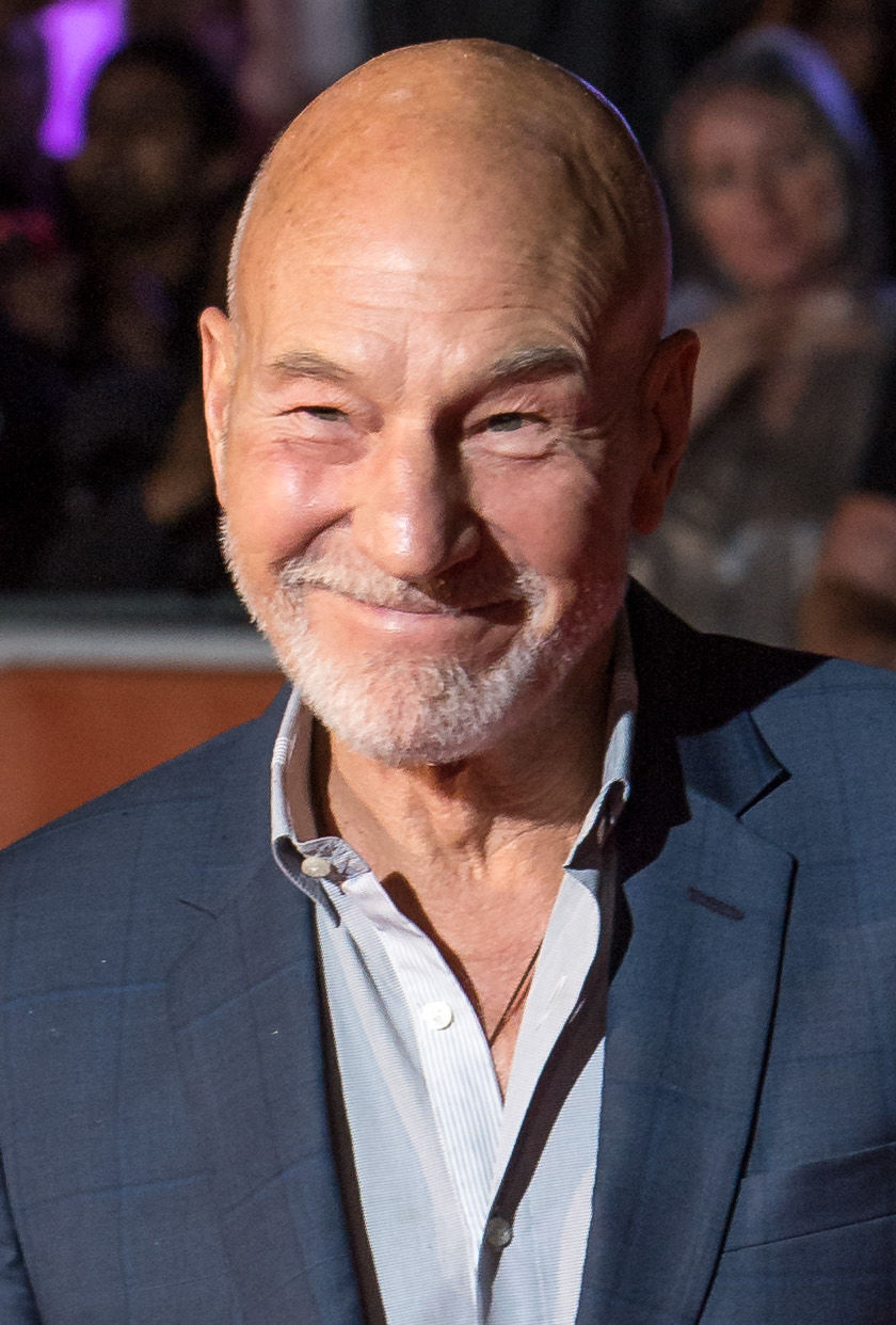 Photo of Patrick Stewart: English film, television and stage actor