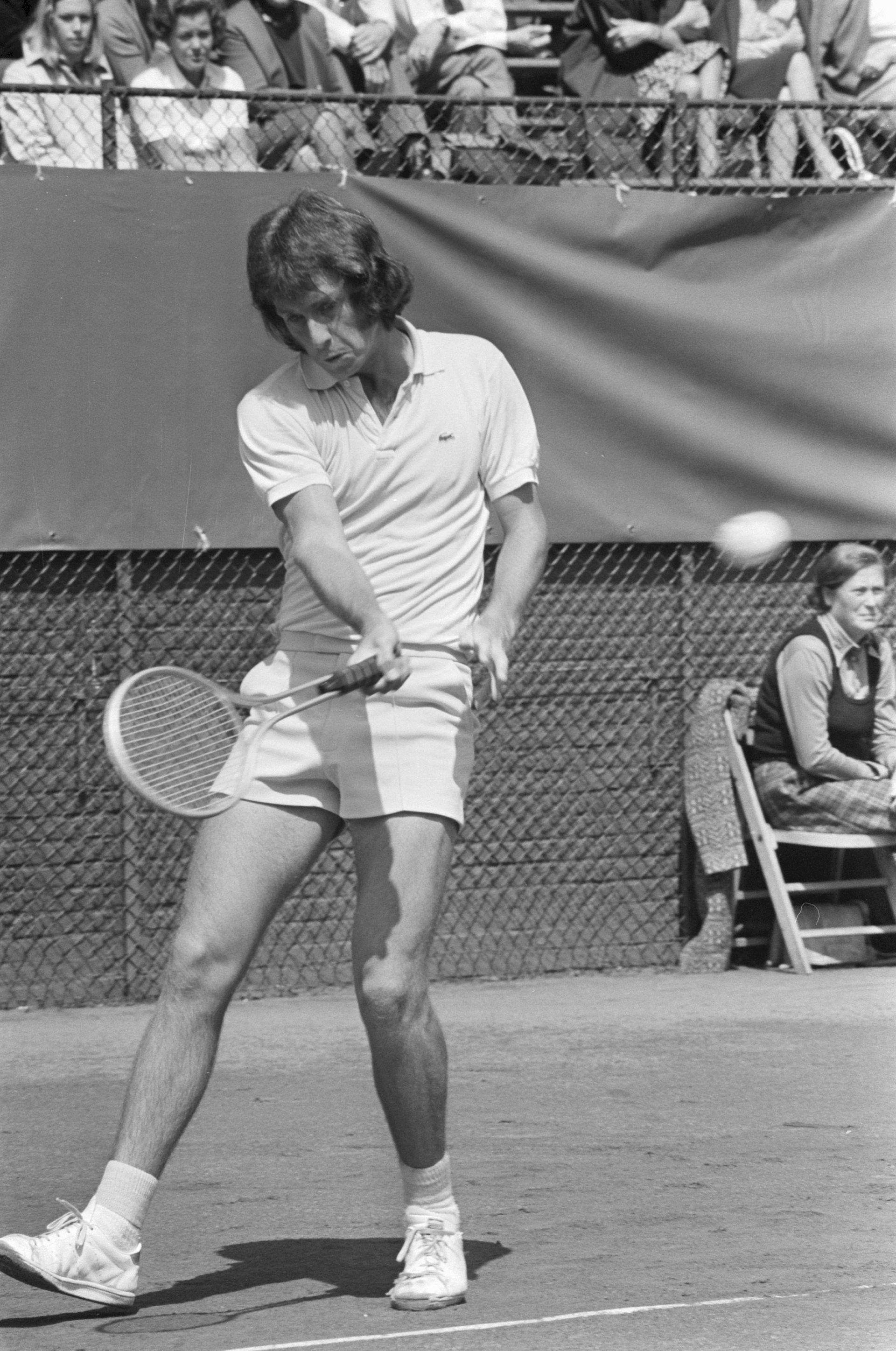 Photo of Paul Kronk: Australian tennis player