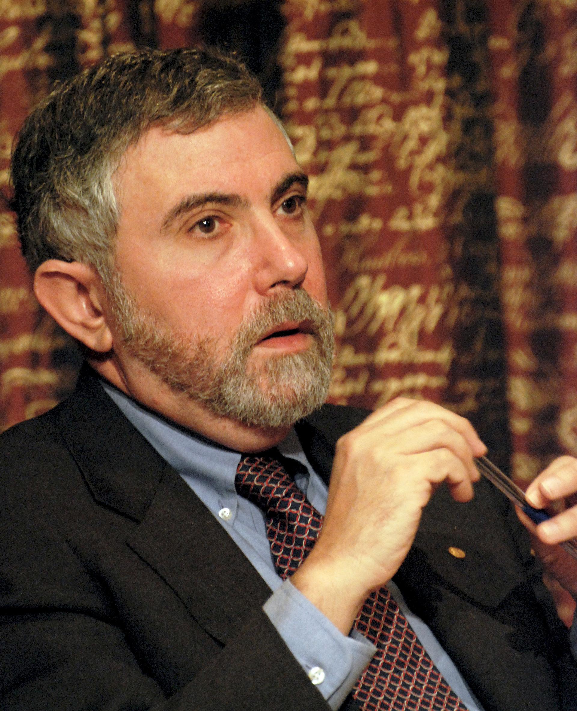 Photo of Paul Krugman: American economist
