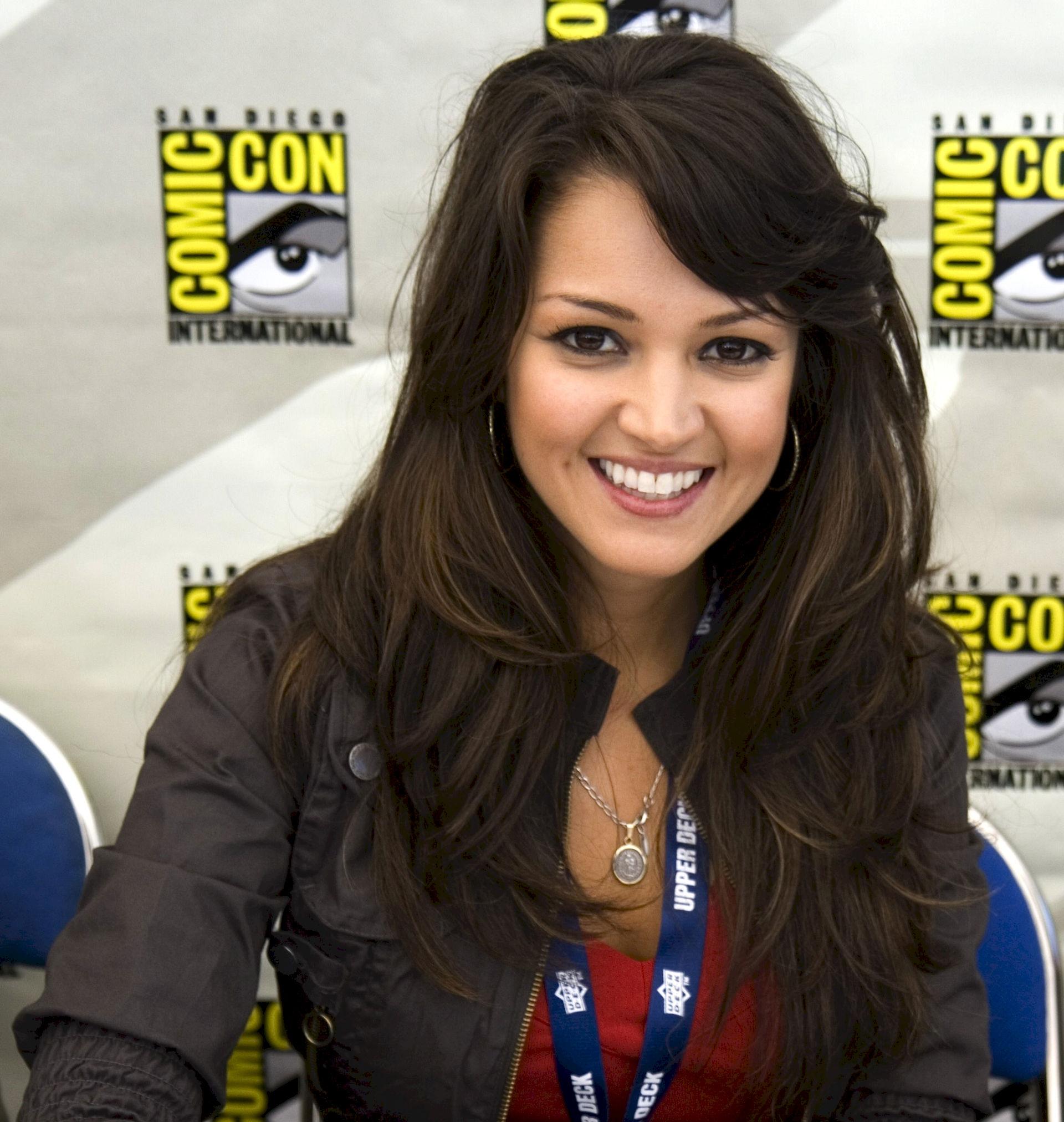 Photo of Paula Garcés: Colombian-American actress