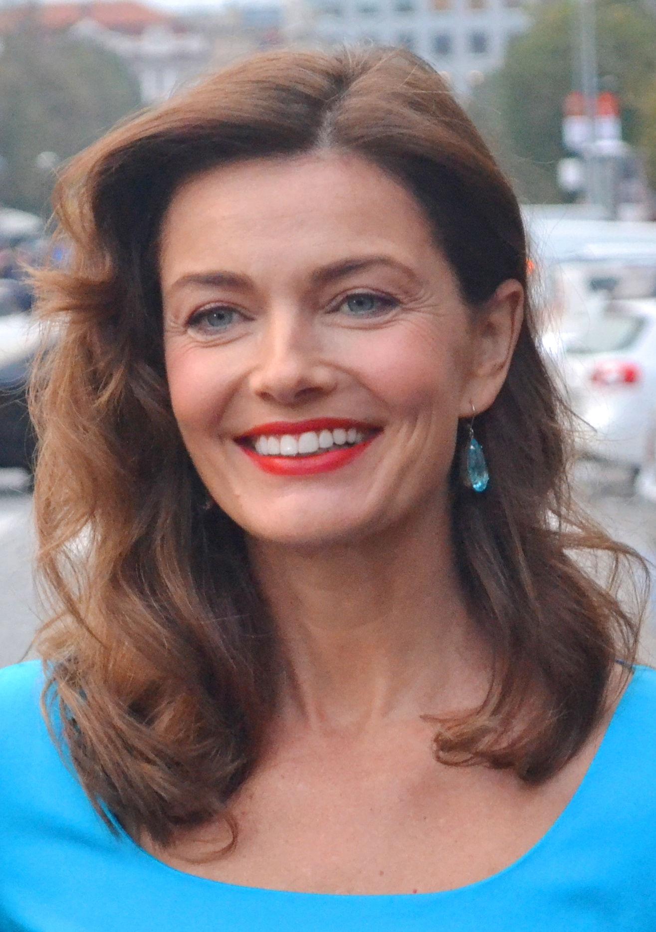 Photo of Paulina Porizkova: Czech-American model and actress