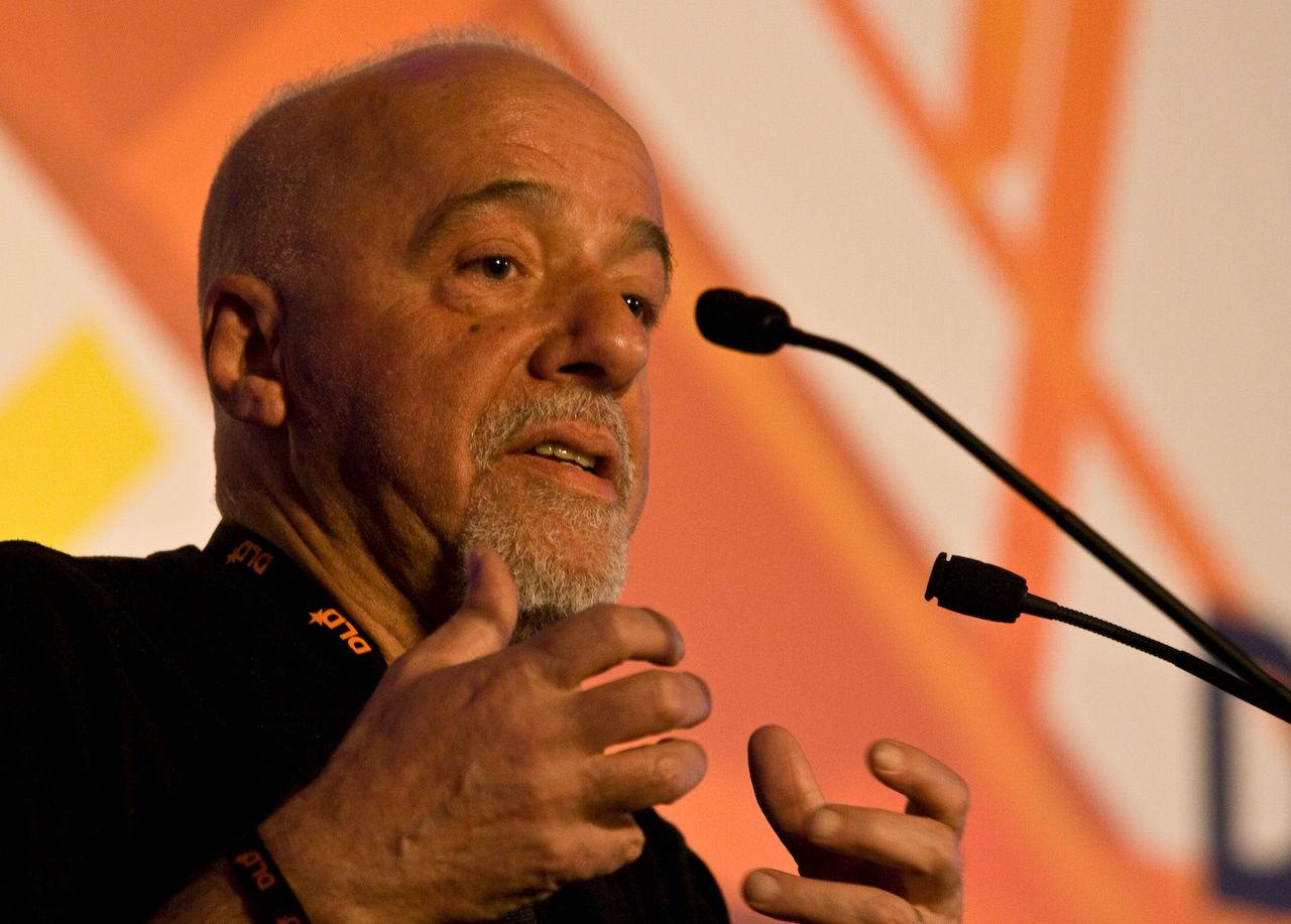 Photo of Paulo Coelho: Brazilian lyricist and novelist