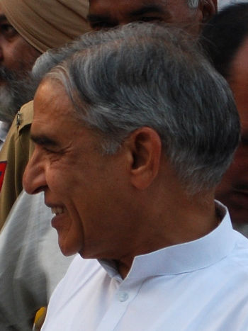 Photo of Pawan Kumar Bansal: Indian National Congress politician