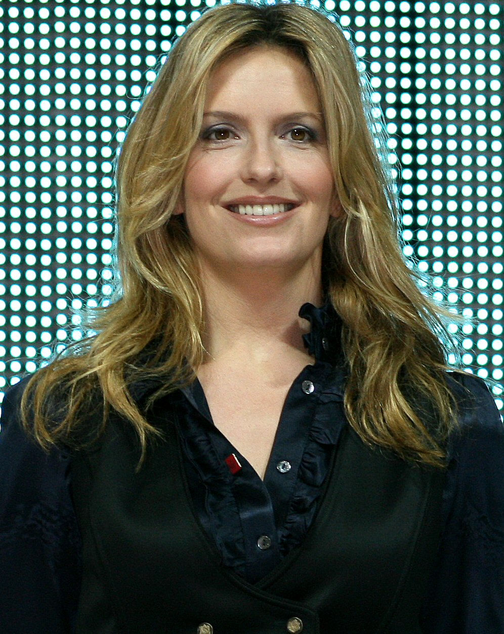 Photo of Penny Lancaster: British model and photographer