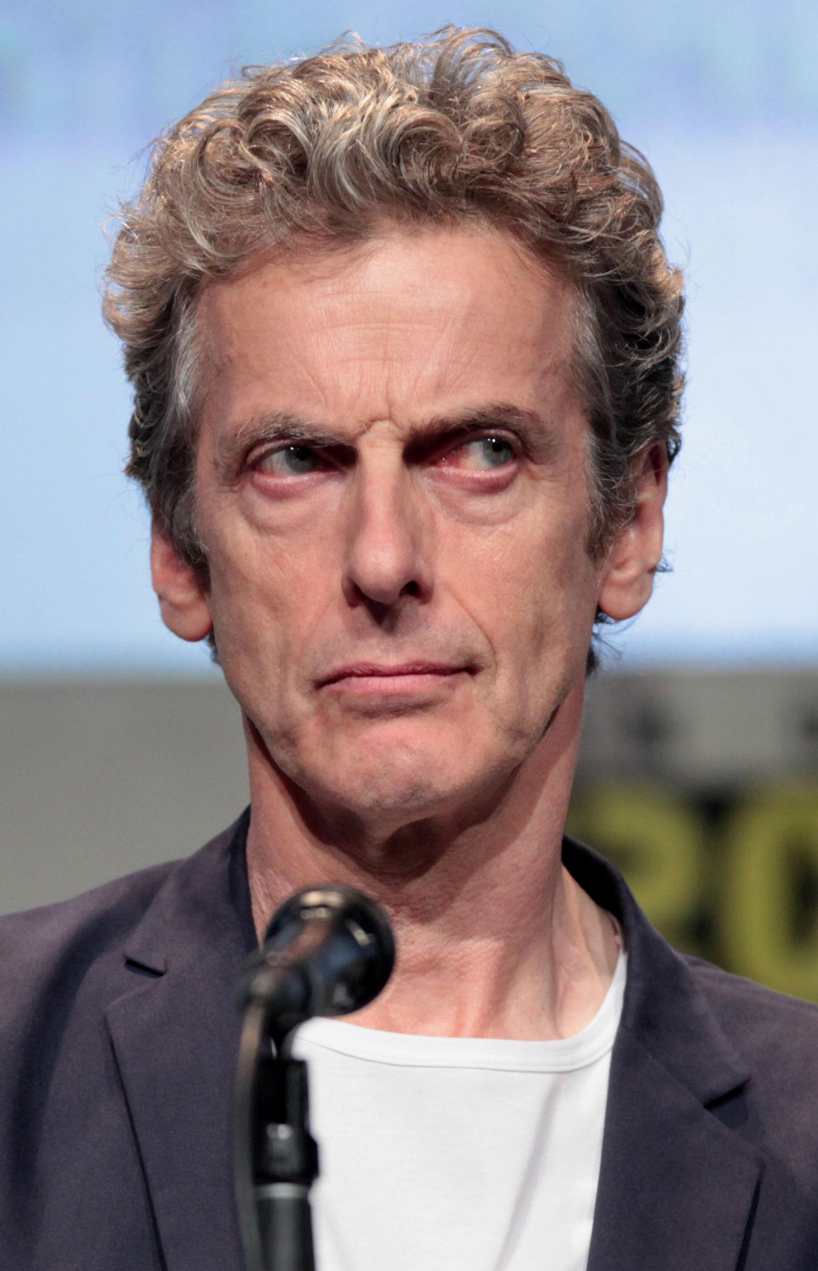 Photo of Peter Capaldi: Scottish actor, film director, and screenwriter
