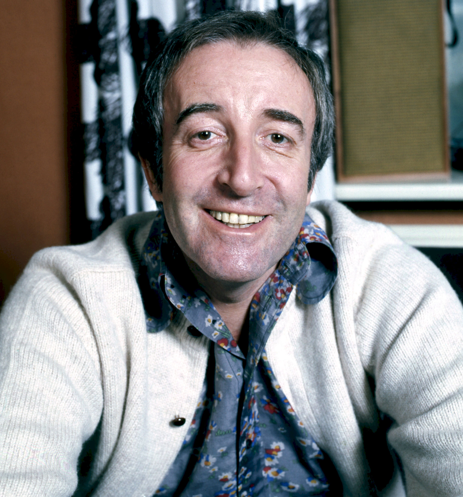 Photo of Peter Sellers: British film actor, comedian and singer