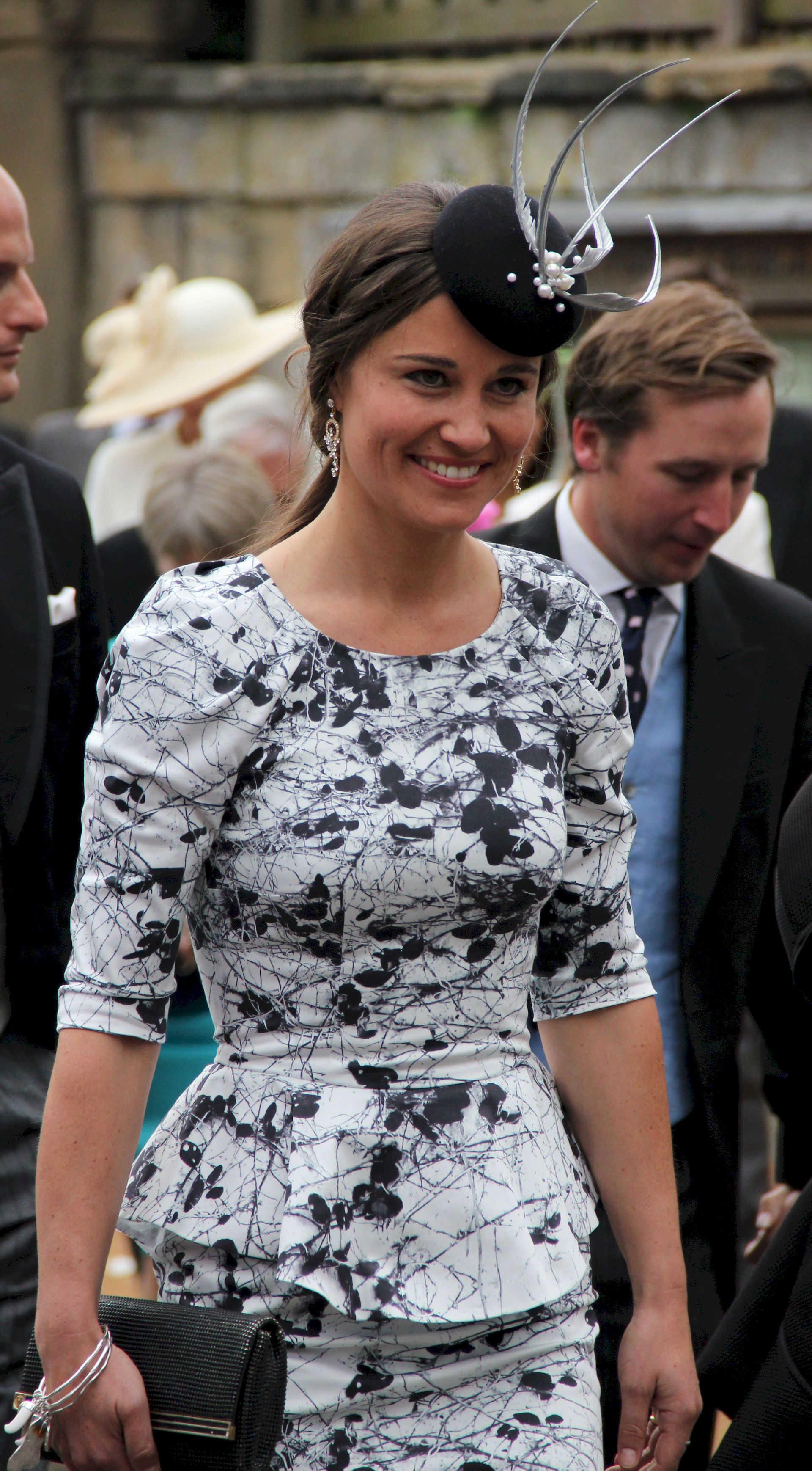 Photo of Pippa Middleton: English socialite, author, columnist, and the younger sister of Catherine, Duchess of Cambridge