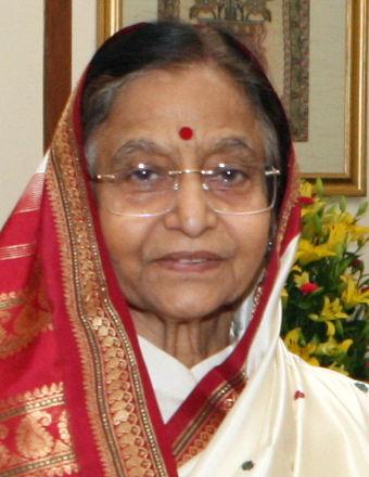 Photo of Pratibha Patil: 12th President of India