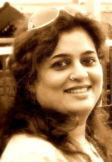 Photo of Preeti Singh: Writer