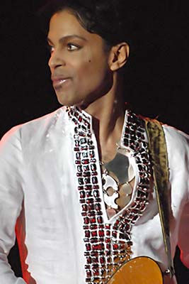 Photo of Prince (musician): American singer, songwriter, musician and actor