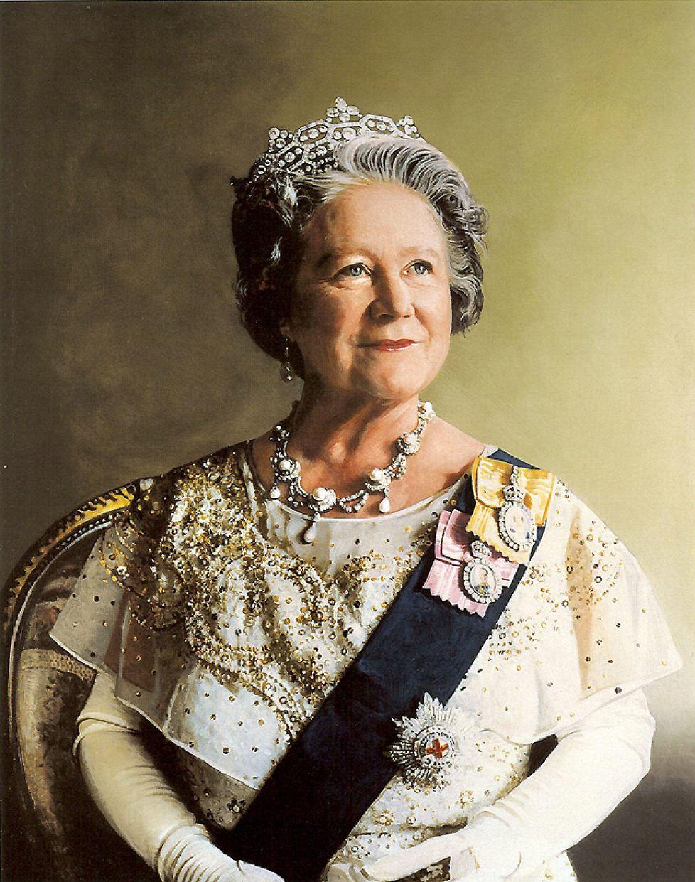 Photo of Queen Elizabeth The Queen Mother: Queen consort of King George VI, mother of Queen Elizabeth II