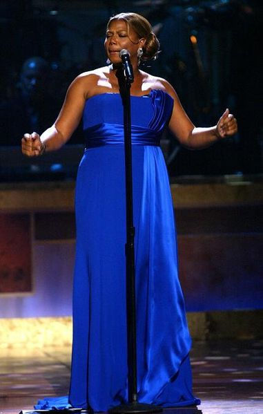 Photo of Queen Latifah: American musician