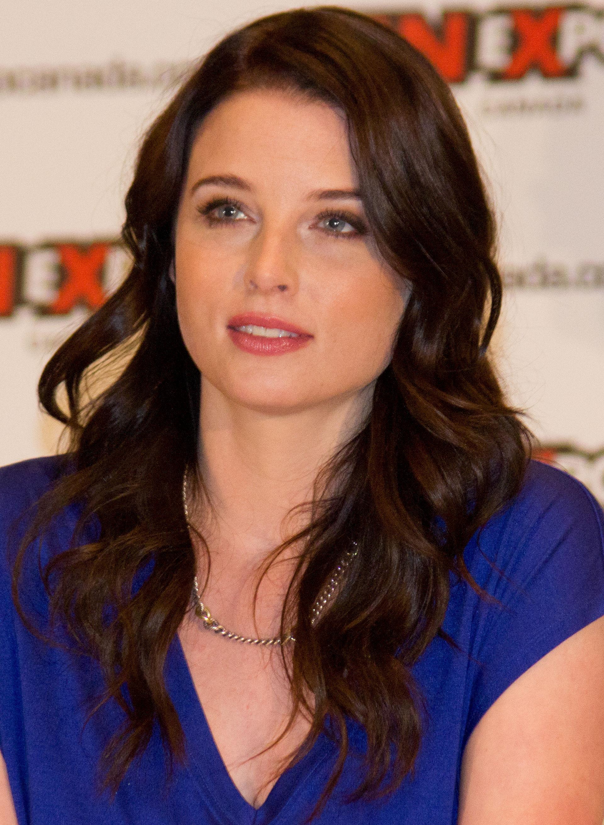 Photo of Rachel Nichols (actress): American actress and model