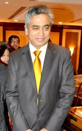 Photo of Rajdeep Sardesai: Indian journalist and news presenter