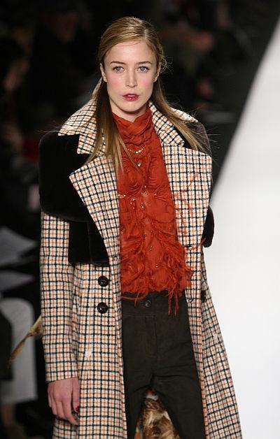 Photo of Raquel Zimmermann: Brazilian model