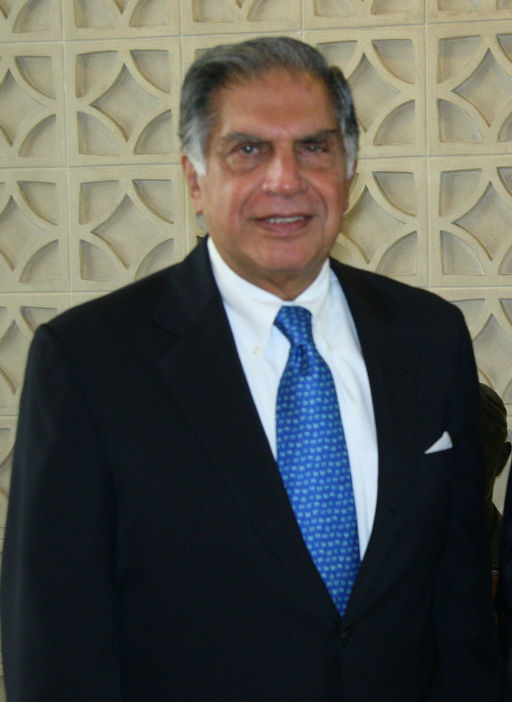 Photo of Ratan Tata: Indian businessman