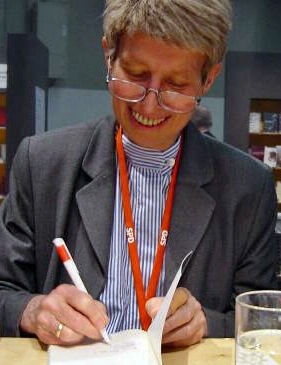 Photo of Regine Hildebrandt: German biologist