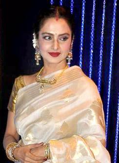 Photo of Rekha: Indian film actress