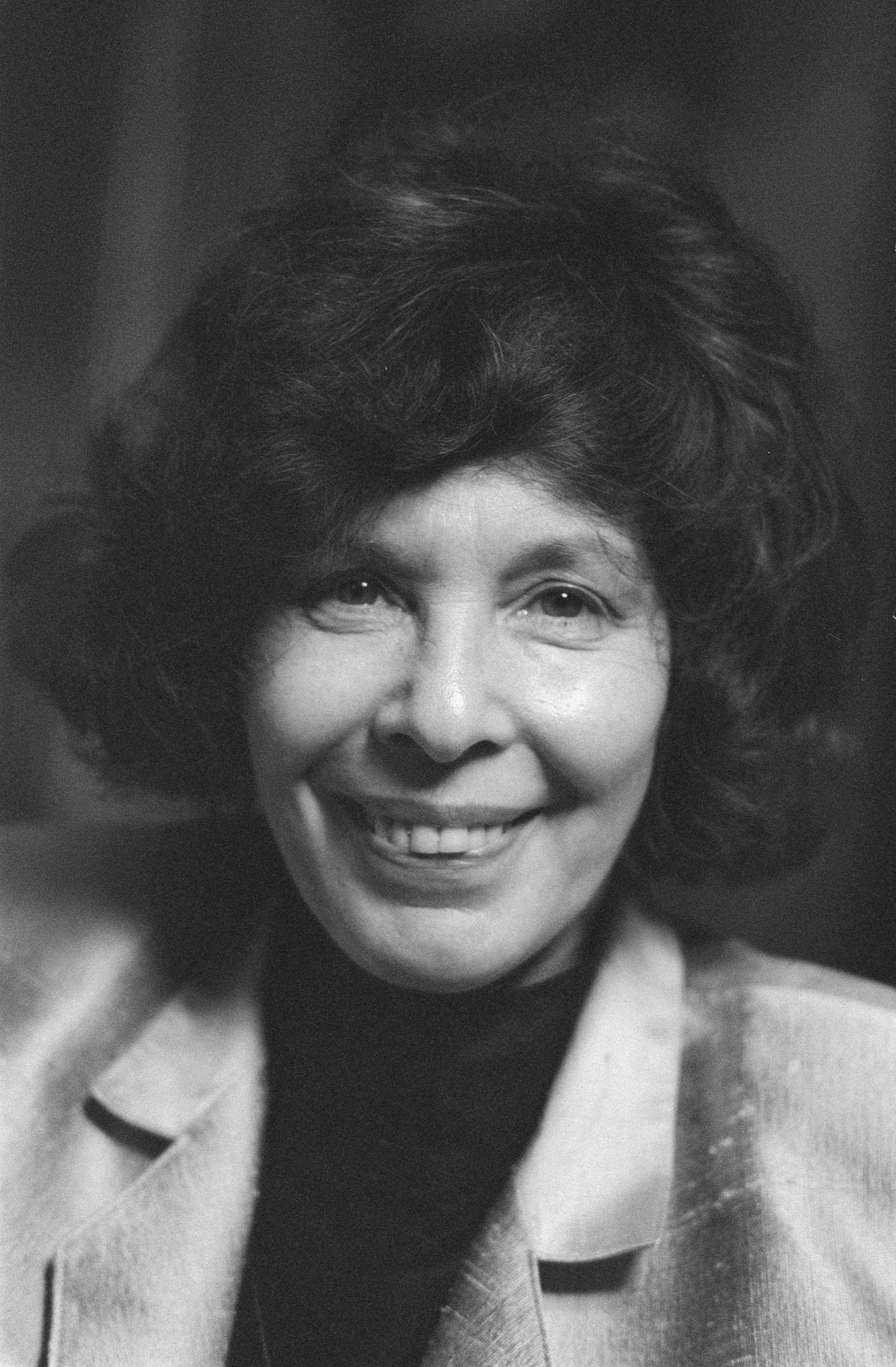 Photo of Renate Rubinstein: Dutch journalist and writer